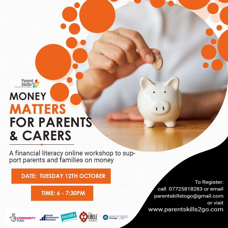 Money matters for parents & carers